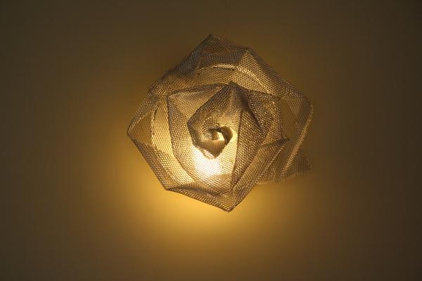 自製玫瑰燈