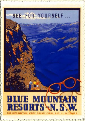 blue-mountains藍山