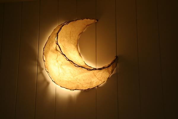 自製月亮燈