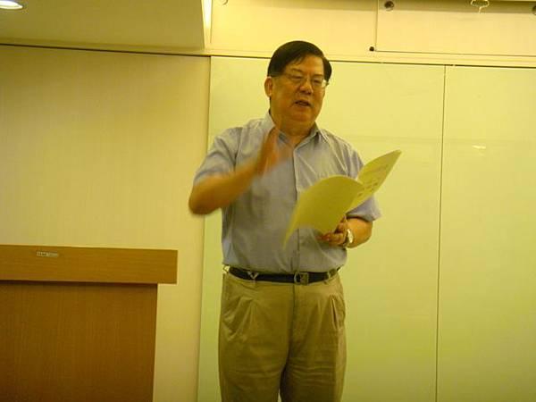 陳武雄(中華民國志願服務協會名譽理事長)