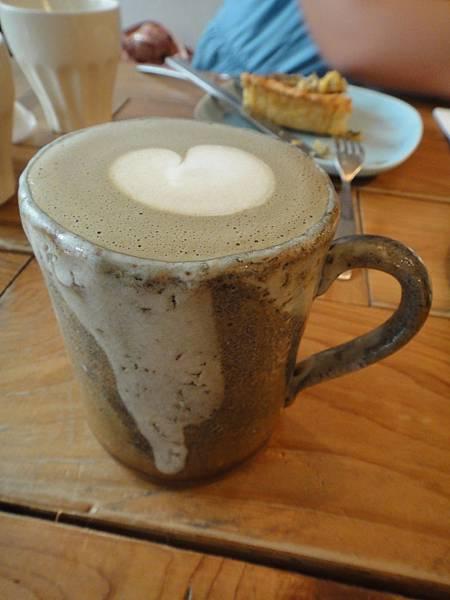 黑糖煎茶拿鐵