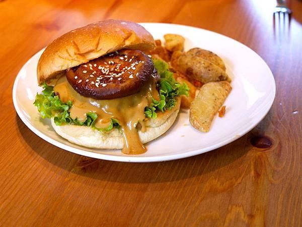 田樂牛肉堡 $170