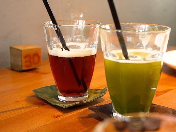 荔枝紅茶/冰抹茶 (A套餐:套餐飲品 $60)