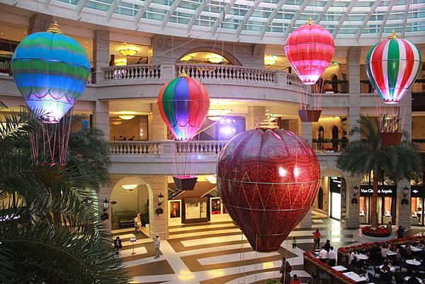 Bellavita 熱氣球