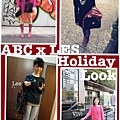 ABC X LES Holiday Look