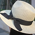 紳士草帽 Panama hat