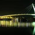 漁人橋夜景