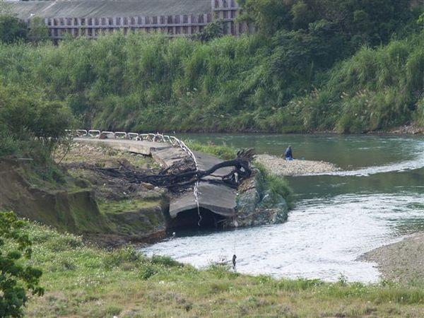 釣客與斷橋