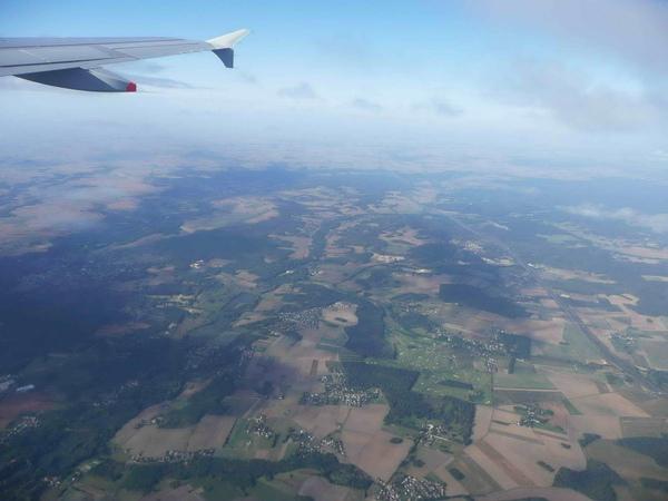 越接近南法,休耕農地的面積也越大.jpg
