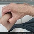 下臂前外側肌肉