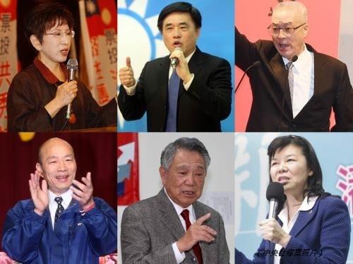 洪秀柱最能代表「真實」的國民黨