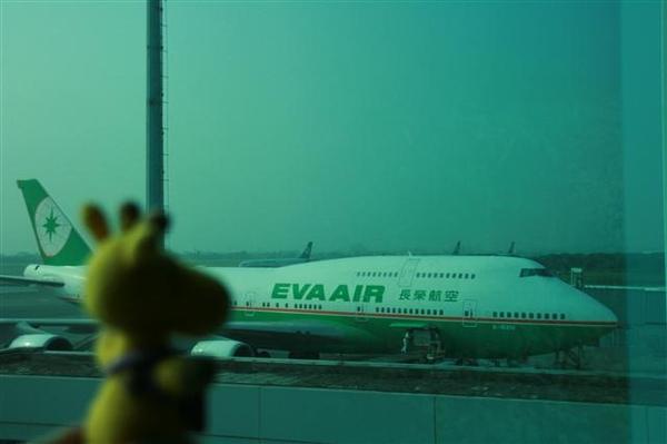 我要搭的飛機