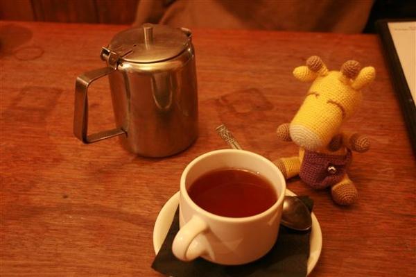 還是喝茶好了