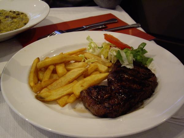 steak & chip