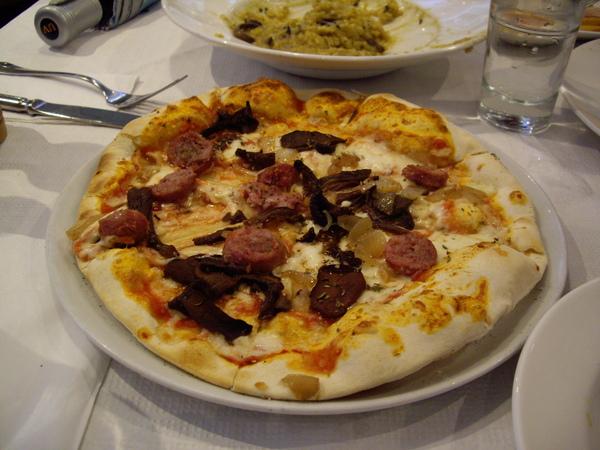 Procini Pizza