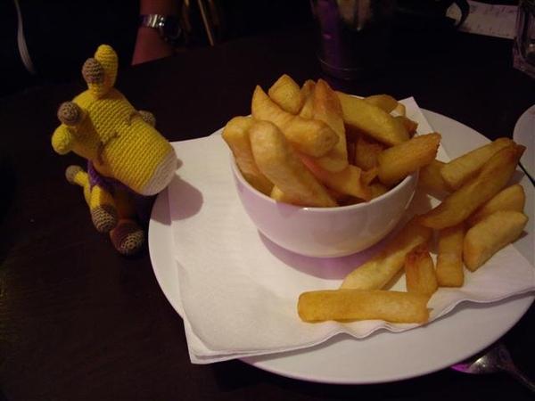 同事的 Fried Chip