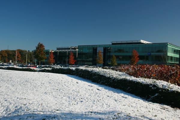 Moto雪景