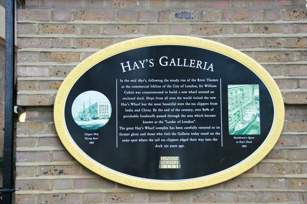 Hay\'s Galleria