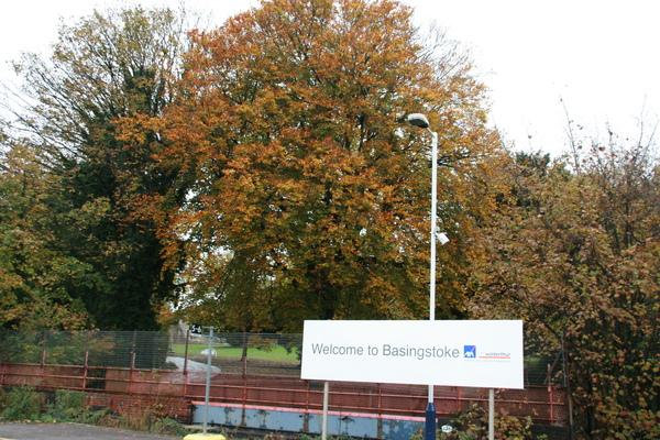 Basingstoke火車站