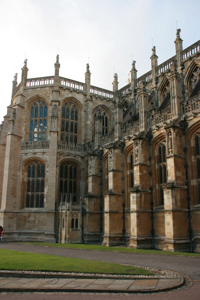 城堡的教堂