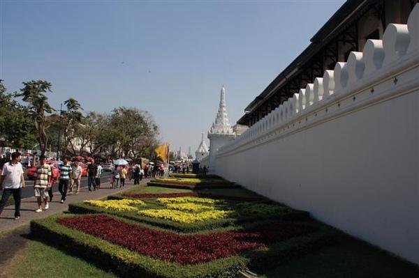 大皇宮的外圍