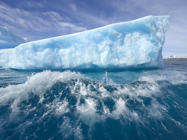 Massive Iceberg Melting Rapidly Due to Rising Temperatures, Near Cumberland Bay, South Georgia Islan.jpg
