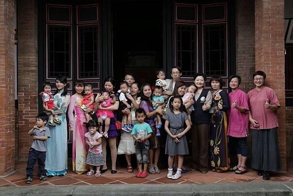 20140820「抓出新台灣之子的未來」── 東南亞跨國家庭親子抓周活動2