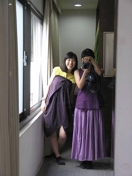 紫色的我們