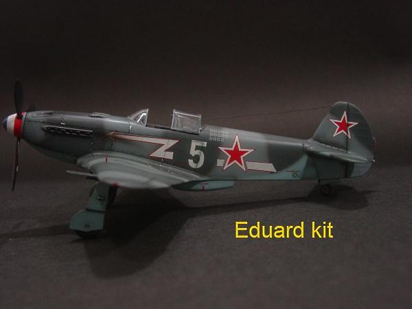 Zvezda Yak-3 preview07