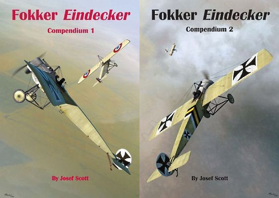 Fokker E books