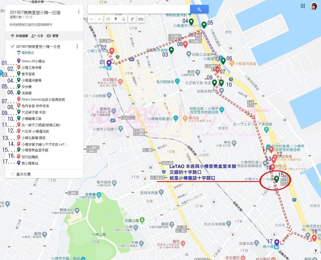 樂樂夏戀小樽一日遊地圖.jpg