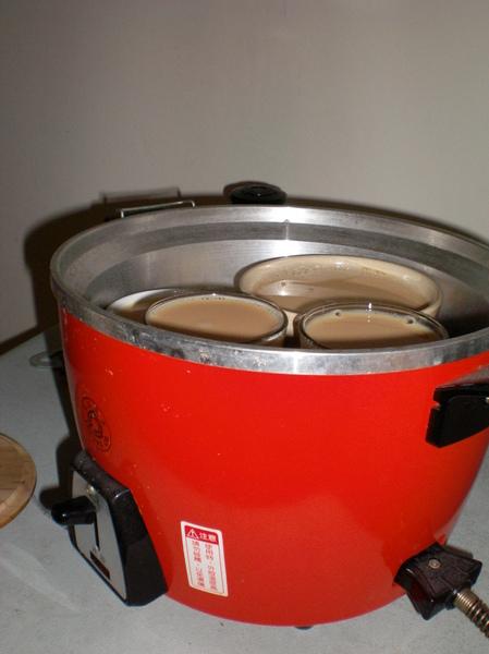 塞滿的大同電鍋