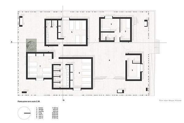 2. Casa Rana_ plan