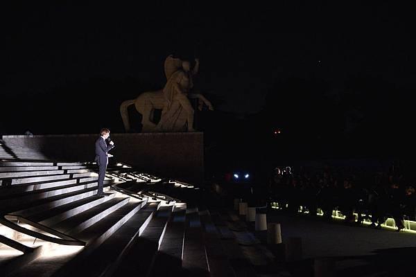 FENDI PDCI 開幕點燈儀式 (1)
