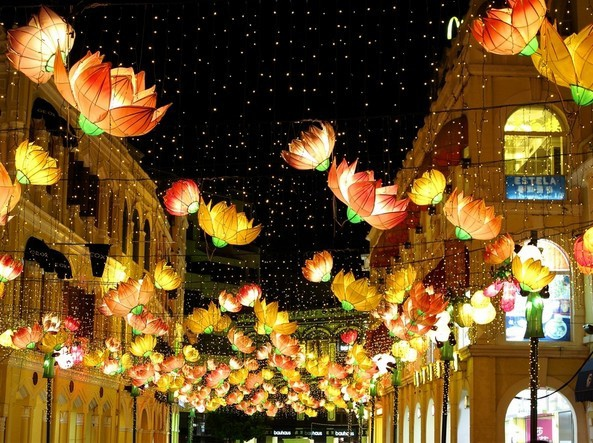 2013澳門中秋花燈
