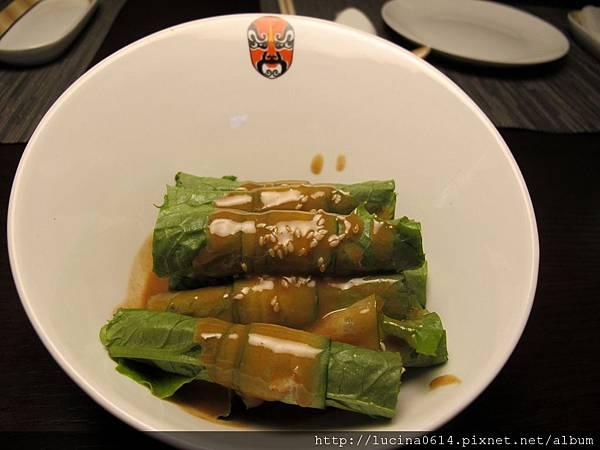 麻香油麥菜