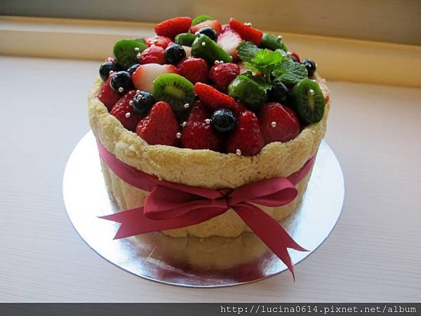 莓果夏綠蒂