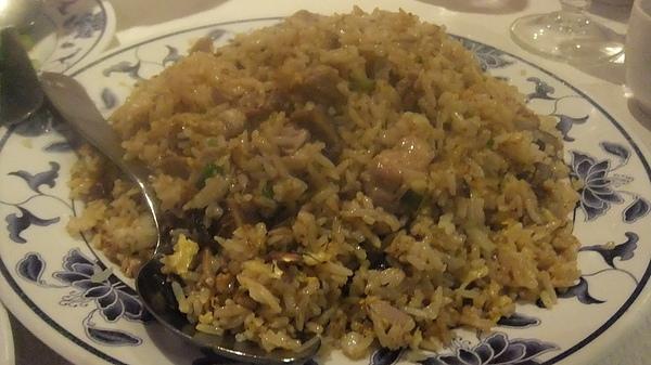 烤鴨第二吃 - 鴨肉炒飯