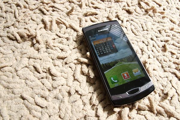 Samsung Wave II S8530 實拍照