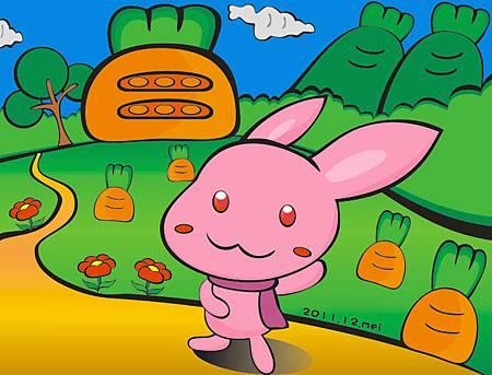 兔子物語-電繪版