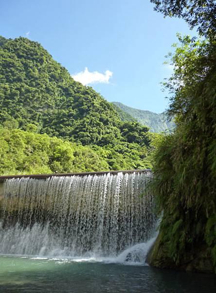 翡翠谷瀑布