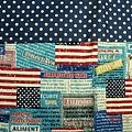 經典時尚材料包-美國風
