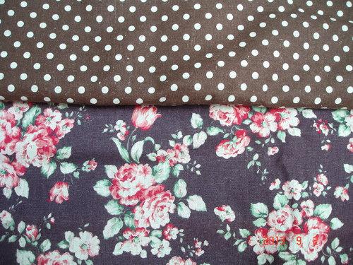 經典時尚材料包-紫玫瑰