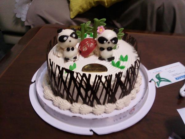 大大毛的生日蛋糕