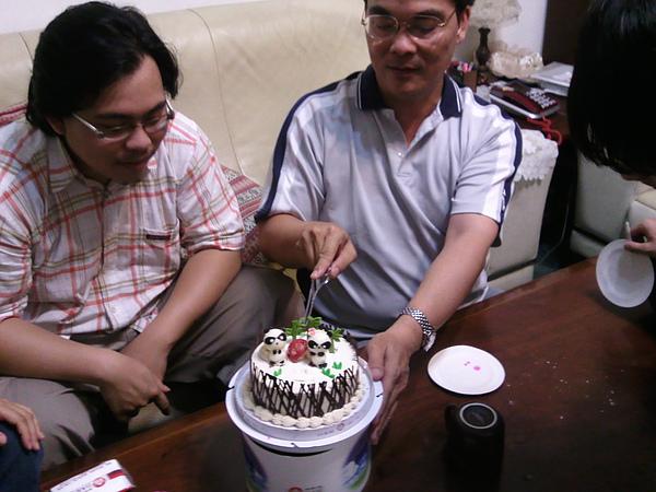 切蛋糕切蛋糕~