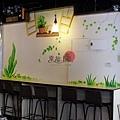 手繪壁畫、手工彩繪、牆面設計、壁畫藝術、家飾彩繪、牆面藝術、彩繪工程、彩繪藝術、彩繪、故事屋彩繪、故事屋壁畫-06