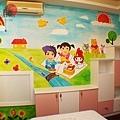 幸福藤_手工彩繪 彩繪藝術 牆面設計 彩繪 壁畫 牆面藝術 藝術牆面