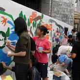 幸福藤-彩繪活動教學 彩繪教學指導 美術教學 畫畫教學 大型彩繪活動教學-完成作品42.JPG