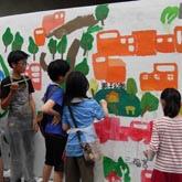 幸福藤-彩繪活動教學 彩繪教學指導 美術教學 畫畫教學 大型彩繪活動教學-完成作品43.JPG
