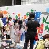幸福藤-彩繪活動教學 彩繪教學指導 美術教學 畫畫教學 大型彩繪活動教學-完成作品45.JPG